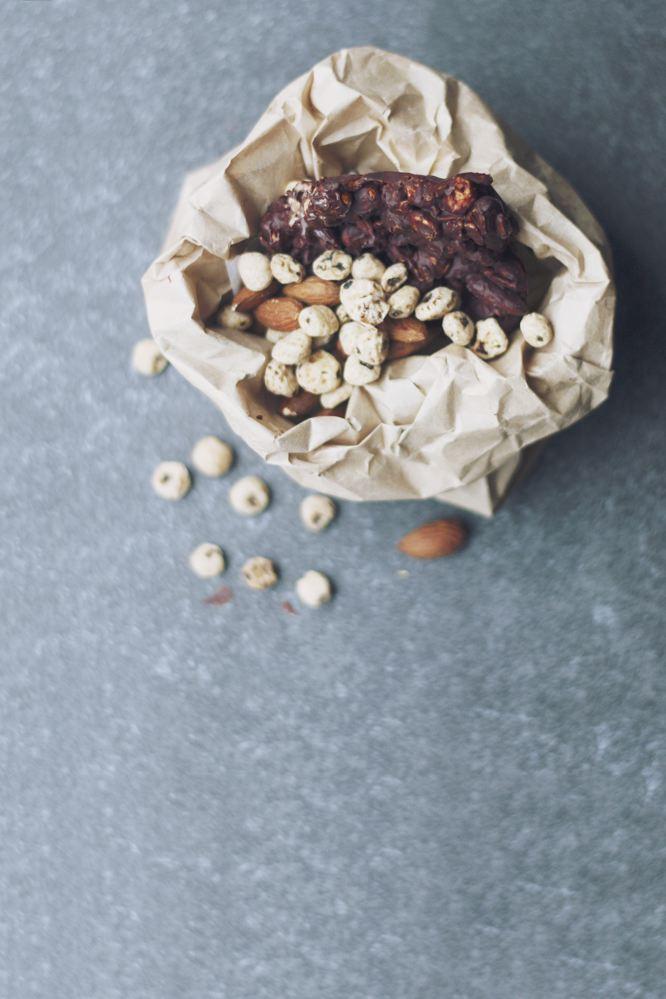 gezonde chocoladekoek