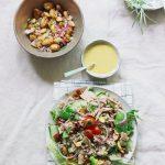 how I love big full saladshellip Continue reading rarr