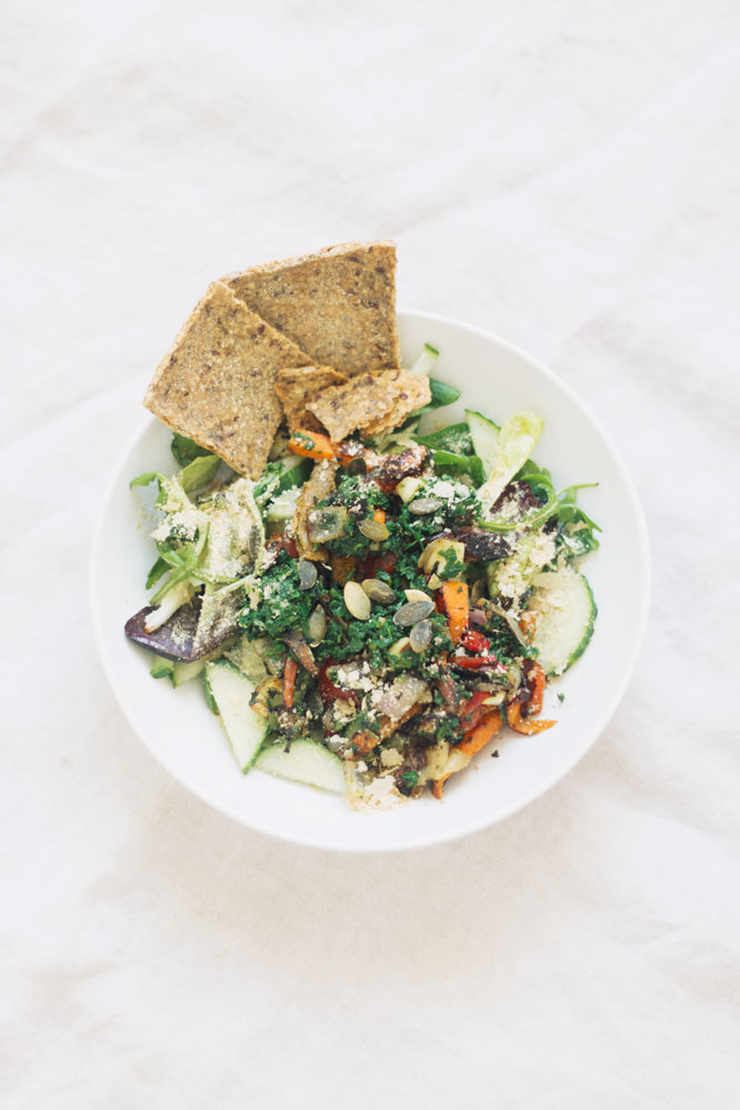 meer groente eten