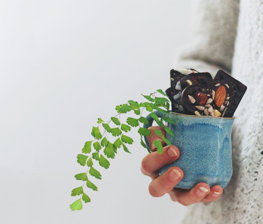 gevulde chocolade maken