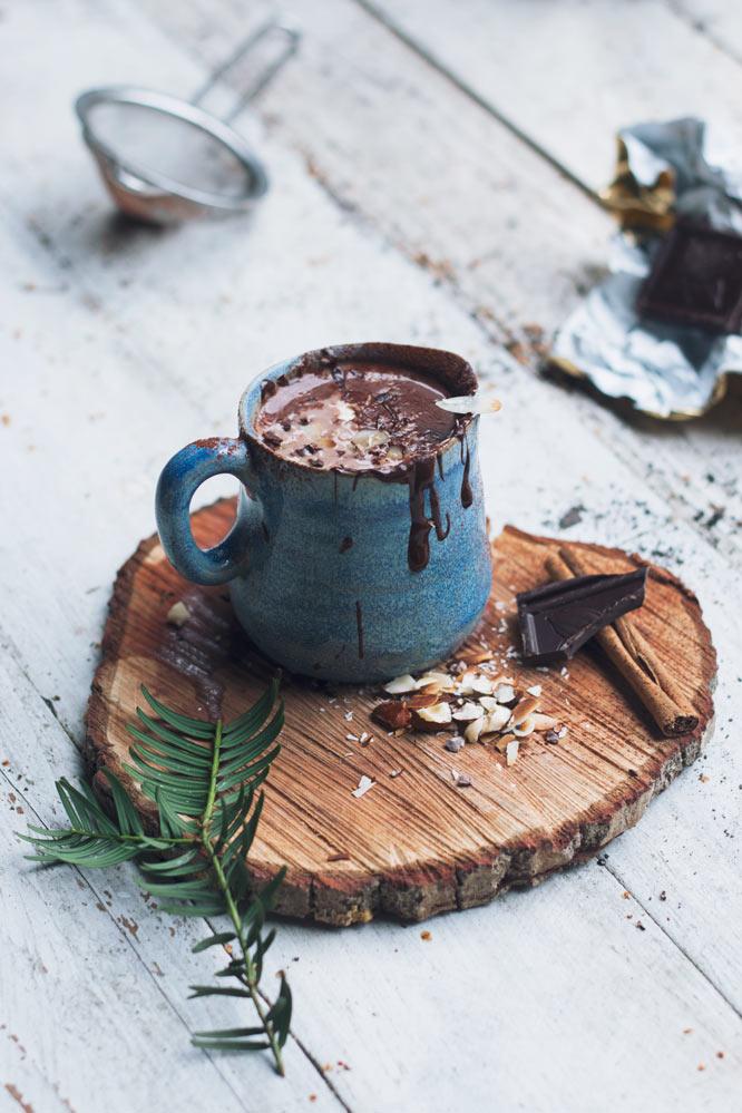 gezonde chocolademelk