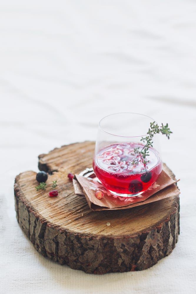 gezonde cocktail