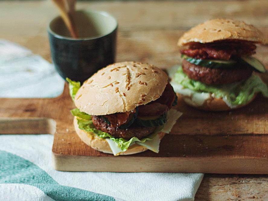 glutenvrije kipburgers